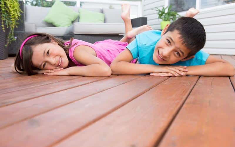 A new deck extends the living space of your home for everyone.