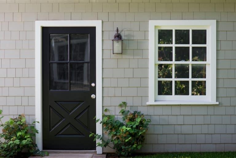 The Classic, Wooden, Country Door