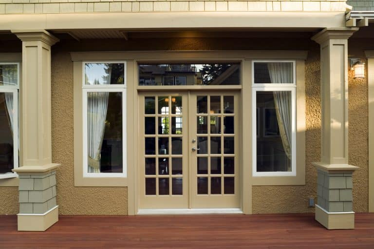 Contemporary French Style Doors