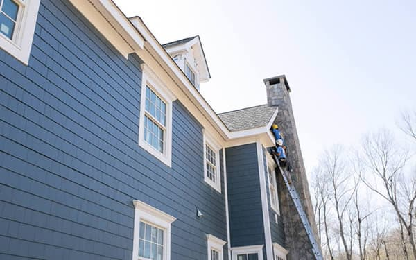 Cedar siding vs fiber cement pros cons the verdict for Fibre cement siding pros and cons